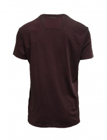 Led Zeppelin X John Varvatos T-shirt bordeaux simboli