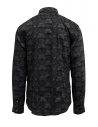 Led Zeppelin X John Varvatos gray floral shirt LZ-W416V4 72KY GREY 021 price