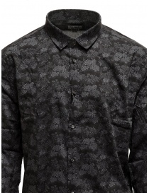 Led Zeppelin X John Varvatos gray floral shirt mens shirts buy online