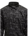 Led Zeppelin X John Varvatos gray floral shirt LZ-W416V4 72KY GREY 021 buy online