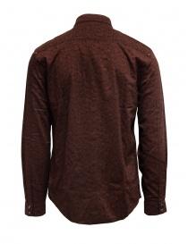 Led Zeppelin X John Varvatos camicia rossa argilla prezzo