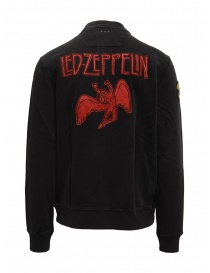 Led Zeppelin X John Varvatos sweatshirt with zip buy online