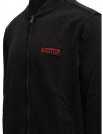 Led Zeppelin X John Varvatos sweatshirt with zip price