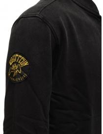 Led Zeppelin X John Varvatos sweatshirt with zip mens knitwear buy online