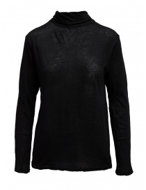 Plantation black cotton turtleneck online