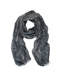 Led Zeppelin X John Varvatos gray scarf online