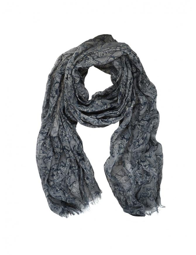 Led Zeppelin X John Varvatos gray scarf LZ-V1128V4 BRVQ GREY 028 scarves online shopping