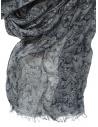 Led Zeppelin X John Varvatos gray scarf shop online scarves