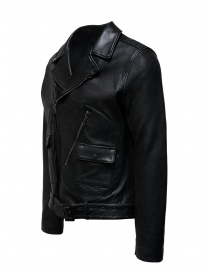 Led Zeppelin X John Varvatos leather jacket