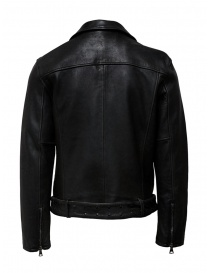 Led Zeppelin X John Varvatos leather jacket price