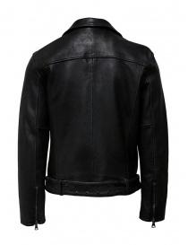 Led Zeppelin X John Varvatos leather jacket price