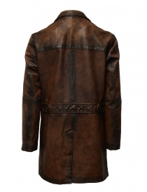Led Zeppelin X John Varvatos leather coat