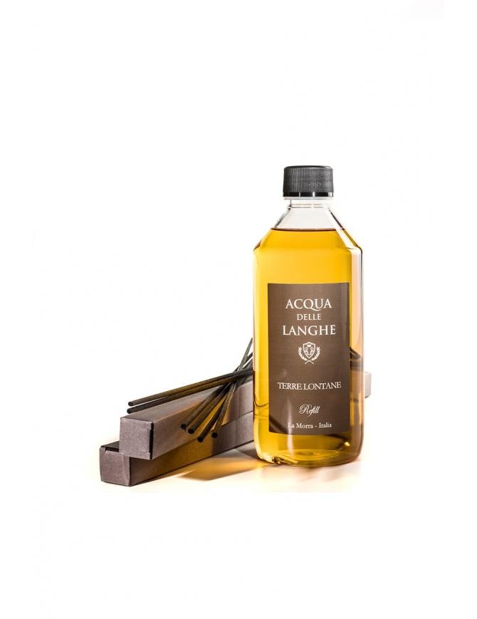 Acqua delle Langhe Terre Lontane perfume refill ADLRI006 RICAR.500 ML home fragrances online shopping