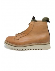 BePositive Master MD boot in beige leather
