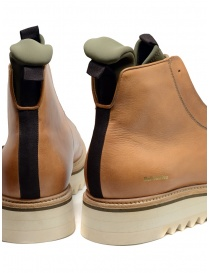 BePositive Master MD boot in beige leather mens shoes price