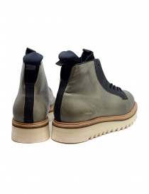BePositive Master MD boot in army green leather price