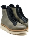 BePositive Master MD boot in army green leather 9FMOLA01/LEA/MIL MILITARY GREE buy online