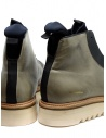 BePositive Master MD boot in army green leather price 9FMOLA01/LEA/MIL MILITARY GREE shop online