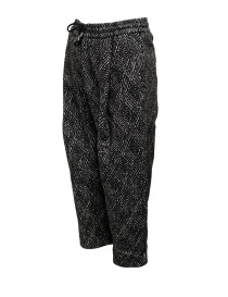 Yasmin Naqvi diamond jogging pants