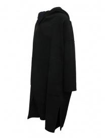 Cappotto poncho Plantation blu-nero reversibile acquista online prezzo
