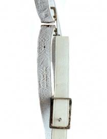 Carol Christian Poell double white belt belts buy online