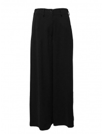 European Culture wide black trousers 07N0 8082 0600 order online