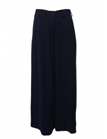 European Culture pantaloni ampi blu online