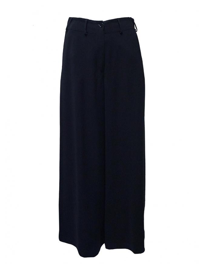 European Culture pantaloni ampi blu 07N0 8082 1508 pantaloni donna online shopping