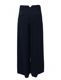 European Culture wide blue pants