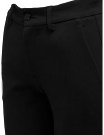 European Culture black chino pants price