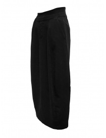 European Culture medium black skirt with waist band