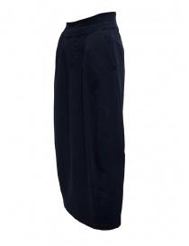 European Culture medium blue skirt with waist band buy online