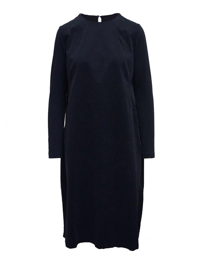 European Culture blue balloon long sleeve dress 10R0 3828 1508 womens dresses online shopping