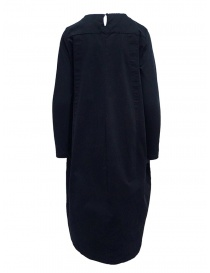 European Culture blue balloon long sleeve dress price