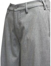 European Culture gray palazzo trousers price