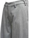European Culture gray palazzo trousers 0640 0839 0309 price