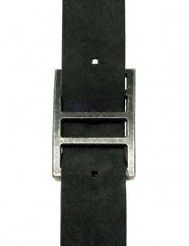 Deepti cintura in pelle nera reversibile cinture acquista online