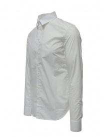 Deepti camicia classica di cotone bianco prezzo