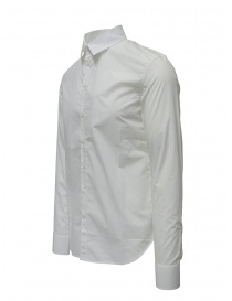 Deepti classic white cotton shirt price