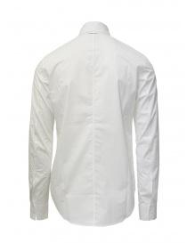 Deepti camicia classica di cotone bianco