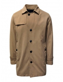 Cappotto corto Selected Driver Collar beige online