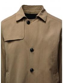 Selected Driver Collar beige short coat price