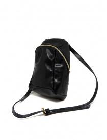 Cornelian Taurus mini bag a tracolla in pelle nera