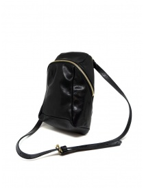 Cornelian Taurus mini shoulder bag in black leather