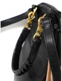 Cornelian Taurus mini bag a tracolla in pelle nera borse prezzo
