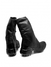 Carol Christian Poell black boots with dripped sole price