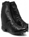 Carol Christian Poell black boots with dripped sole price AM/2528R ROOMS-PTC/010 shop online