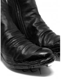 Carol Christian Poell stivale nero con suola gocciolata acquista online prezzo