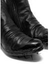 Carol Christian Poell stivale nero con suola gocciolata prezzo AM/2528R ROOMS-PTC/010shop online