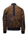 D.D.P. bomber color tabacco con gilet a rete nero prezzo MBJ001 BOMBER COT/NYL UOMOshop online
